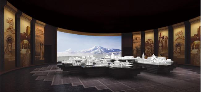 Inaugurarea Pavilionului Armeniei la Expo 2010 de la Shanghai