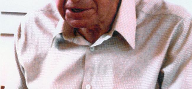 Evocare prof. Anton Chevorchian