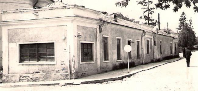 Nostalgie în sepia  Cafeneaua Armenească