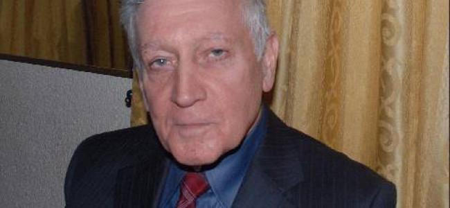 IN MEMORIAM | S-a stins din viață, la vârsta de 81 de ani, ALEXANDR  TOPCIAN,  scriitor, critic literar și traducător