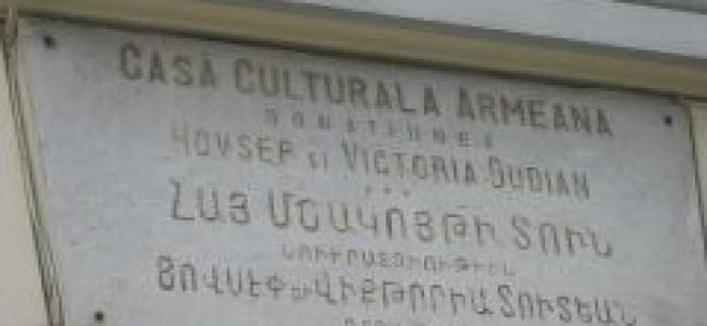 Casa Culturala Armeana vazuta de Mirela si Vasile Andreescu