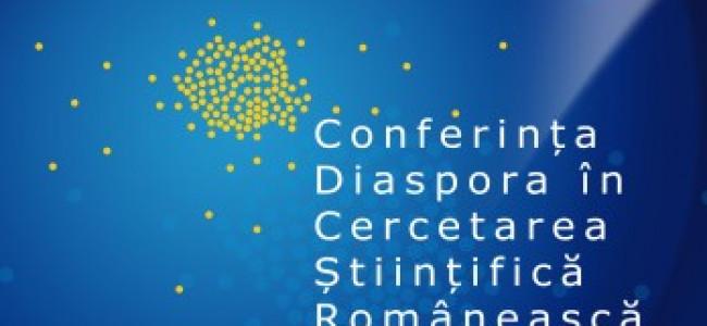 """Conferinţa """"Diaspora în cercetarea ştiinţifică şi învăţămîntul superior din România"""" Bucureşti, 21-24 septembrie 2010"""