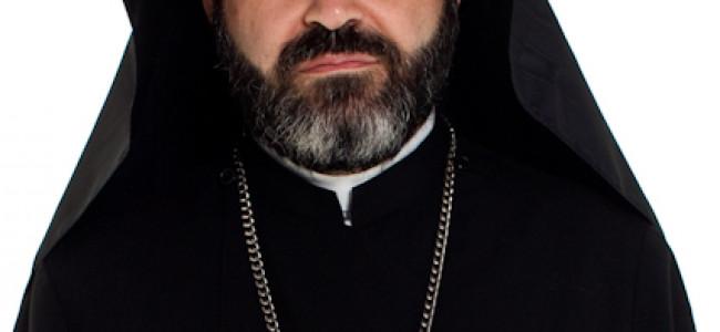 Preacuviosul Părinte Arhimandrit Datev Agopian a fost ales Eparh al Bisericii Armene din România