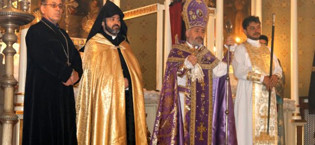 Intronizarea noului Eparh, Arhimandrit Datev Agopian ( în imagini)