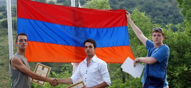 Am fost în Armenia!