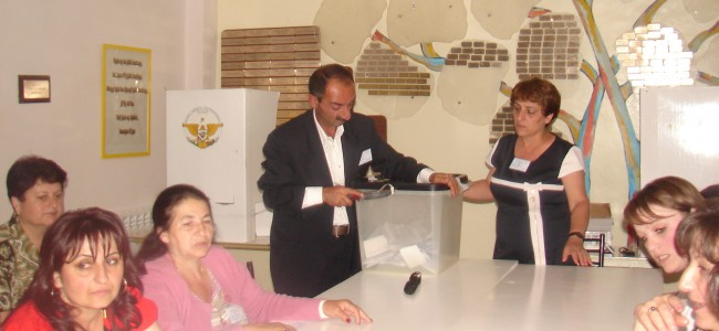 Alegeri prezidenţiale în Republica Arţakh (NKR). Bako Sahakyan este reales