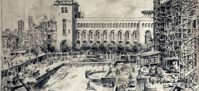 Erevan – vedere din viitor