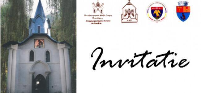 Invitație Pitești