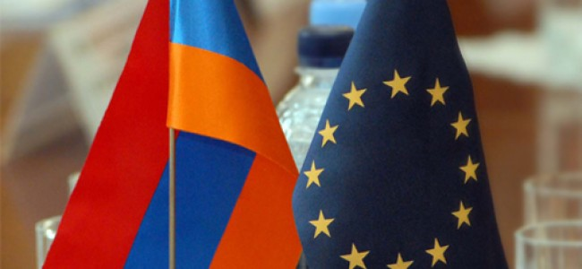 PARTENERIAT ARMENIA – UNIUNEA EUROPEANĂ
