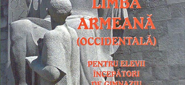 EVENIMENT: Primul manual de limba armeană