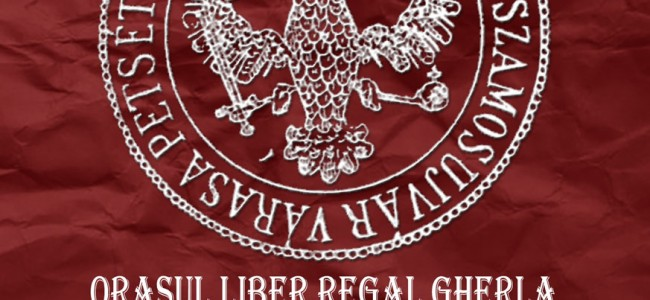 EDITURA  ARARAT :  A apărut vol. I  din Monografia Orașului Liber Regal Gherla semnată de Kristóf Szongott