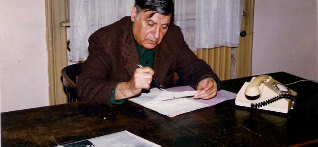 CENTENAR / Pe 25 iunie 1920 s-a născut Arșag Bogdan Căuș, poet, jurnalist, memorialist, compozitor și regizor