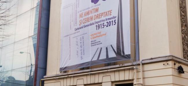 BUCUREȘTI / CENTENARUL  COMEMORĂRII  GENOCIDULUI ( calendarul acțiunilor)
