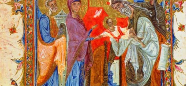 CREDINȚĂ / ÎNTÂMPINAREA DOMNULUI și SFÂNTUL SARKIS