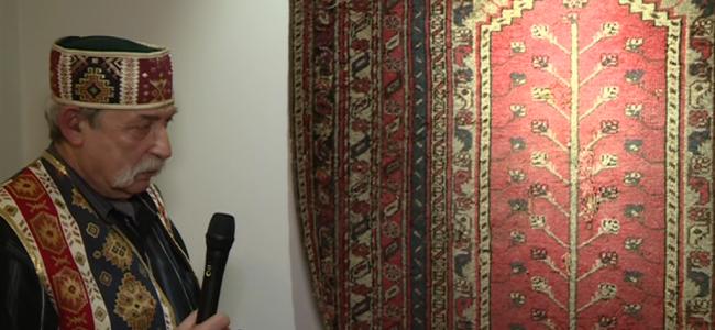 VIDEO / Covoare armeneşti la Fundaţia Doina şi Octavian Cosman, Cluj
