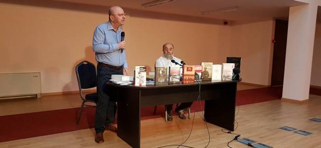 """VIDEO / Genocidul armean """"Un trecut care nu trece"""" – Bedros Horasangian în dialog cu Sorin Antohi ( 24 APRILIE 2018)"""