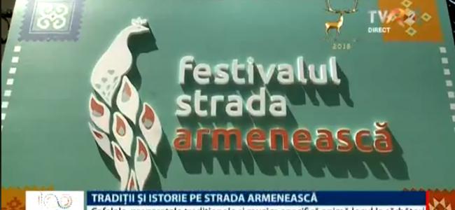TVR / Tradiții și istorie pe Strada Armenească