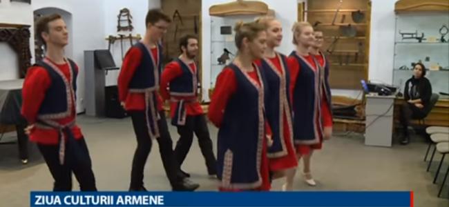 VIDEO / Ziua Culturii Armene la Cluj