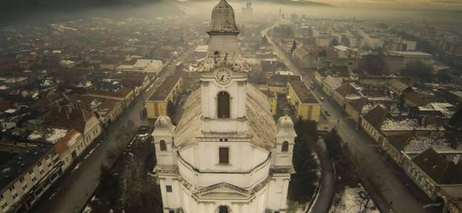 Catedrala armeano-catolică din Gherla  inclusă  pe harta rutelor culturale europene