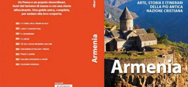 RECENZIE / Alberto Elli : Armenia. Arte, storia e itinerari della più antica nazione cristiana