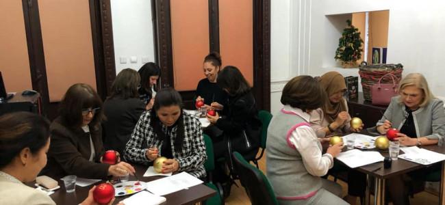 BUCUREȘTI / MasterClass la Centrul Cultural Armean