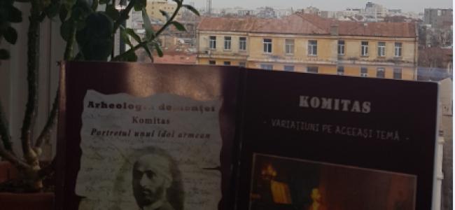 RECENZIE / KOMITAS și KOMITAS
