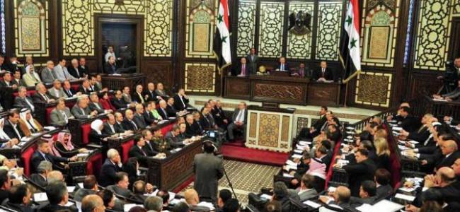 Parlamentul sirian a votat Rezoluția privind Genocidul armean