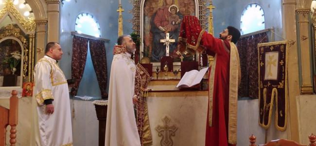 BULGARIA / P.S. Episcop Datev Hagopian a efectuat o vizită pastorală în comunitățile armene din Burgas și Varna cu ocazia praznicului de Sf. Sarkis