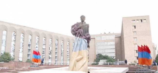 28 mai 2020 – Ȋnălţarea Domnului şi  102 ani de la Proclamarea Primei Republici  a Armeniei