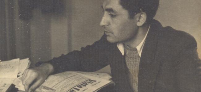 """VIDEO / """"O mică serenadă la un Centenar""""  – Arșag Bogdan Căuș (1920-2000)"""