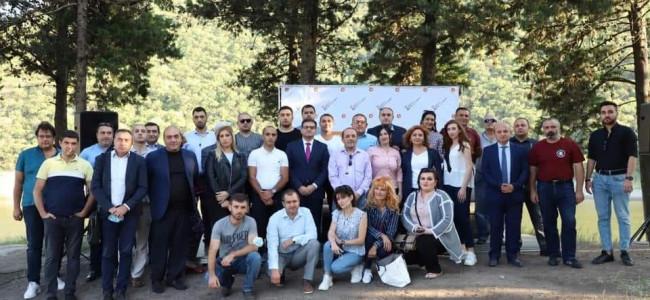 """ARMENIA / Conferință cu tema """"Regiunea în schimbare, prioritățile Armeniei,  vedere de la graniță"""""""