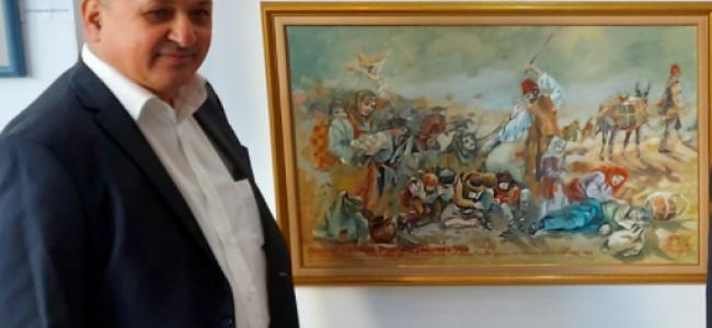 ,, Aceste evenimente vorbesc atât despre trecut cât și despre prezentul și viitorul acestei comunități'', spune Cristian Lazarovici, președintele sucursalei Botoșani a UAR