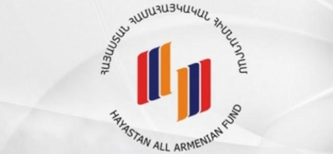 COMUNICAT / Fondul Armenia, Reprezentanța din România