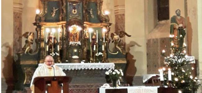 GHERLA / Slujbă de rit armenesc în prag de Crăciun
