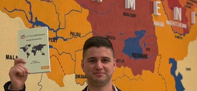 Little Armenias – radiografie a diasporei armene / Interviu cu Robin Koulaksezian, scriitor