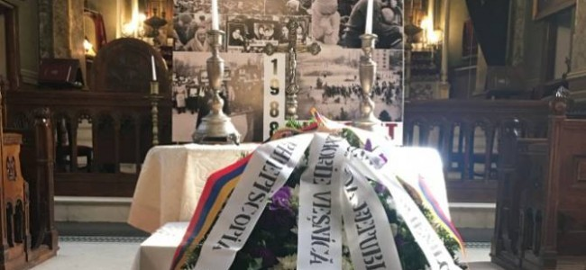 AMBASADA REPUBLICII ARMENIA – COMUNICAT DE PRESĂ / La 33 de ani de la Pogromul de la Sumgait