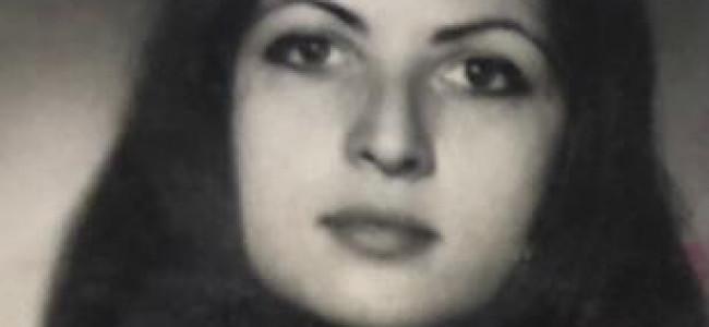 COMEMORARE 40 DE ZILE / ANAHIDA DOGARU-ALTUNIAN (1953-2021)
