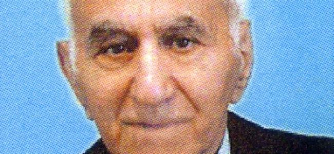 Slujbă de pomenire în memoria prof. Hagop Arakelian, președinte de onoare al Asociaţiei de Prietenie Armenia-România