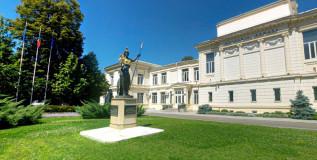 Scrisoare de mulțumire din partea comunității armene către Academia Română