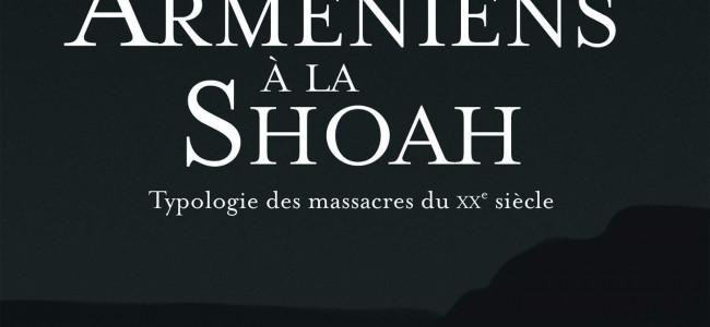 NOTE DE LECTOR / De la Genocidul armenilor la Shoah