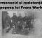 PEN România / Conferință  despre Armenocid și rezistență – epopeea lui Franz Werfel