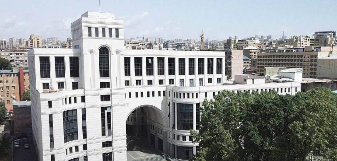 Ambasadorii acreditați la Erevan au fost invitați la Ministerul de Externe al Armeniei cu ocazia vizitei diplomaților acreditați în Azerbaidjan în teritoriile ocupate din Arțakh
