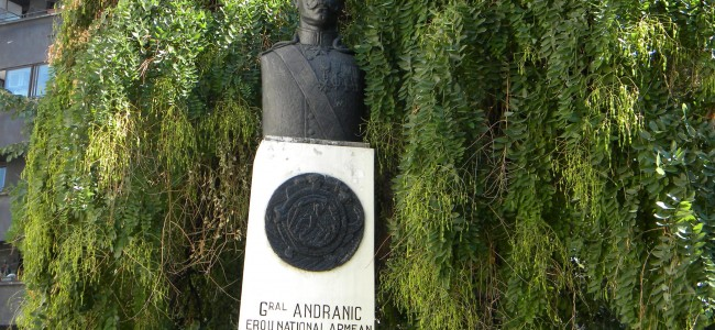 CATEDRALA ARMEANĂ / Slujbă de Te Deum cu ocazia sărbătorii Primei Republici Armene