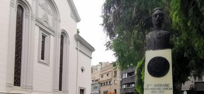 Îndemnul adresat de către  Întâistătătorul Eparhiei Armene din România, Exarhul Eparhiei Armene din Bulgaria, P.S. Episcop Datev Hagopian cu  ocazia  împlinirii 103 ani de la proclamarea primei Republici Armene