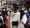 PARIS / Dezvelirea bustului lui Charles Aznavour