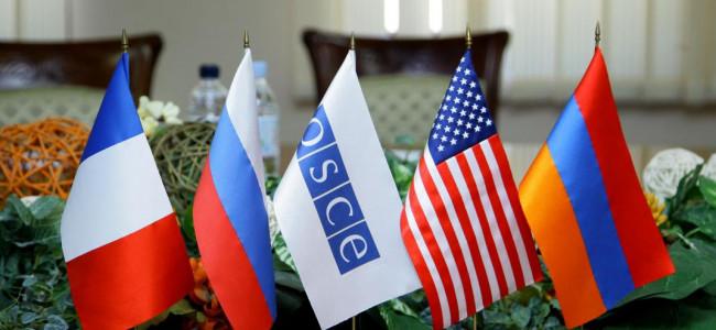 Declarația copreședinților Grupului de la Minsk al OSCE