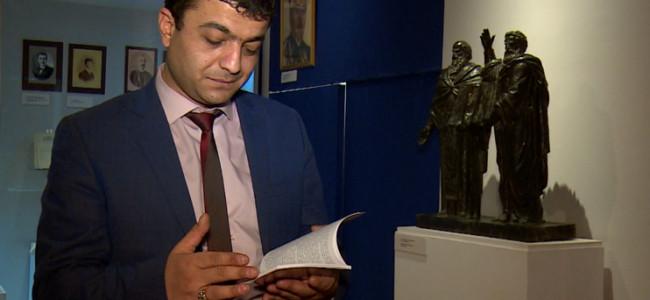 AȘ FI VRUT CA OAMENII SĂ-ȘI FI SCHIMBAT MODUL DE RELAȚIONARE ÎNTRE EI – spune scriitorul Ivan Antonyan