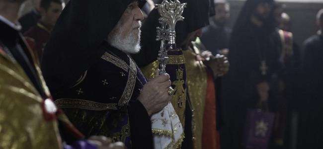 """S.S. KAREKIN II : """"Arțakh este și leagănul creștinismului"""""""