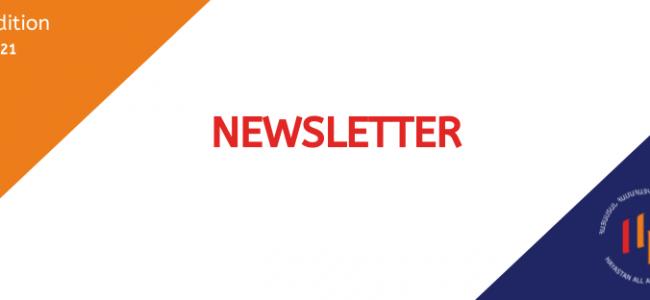 FONDUL ARMENIA / Buletin de știri nr. 12