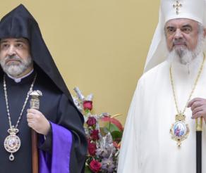COMUNICAT   Din partea Arhiepiscopiei Bisericii Armene din România